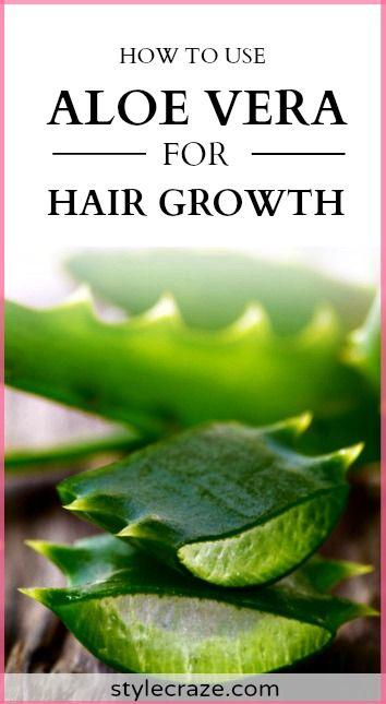 How To Use Aloe Vera Gel For Hair Growth Hair Care Aloe Vera Gel