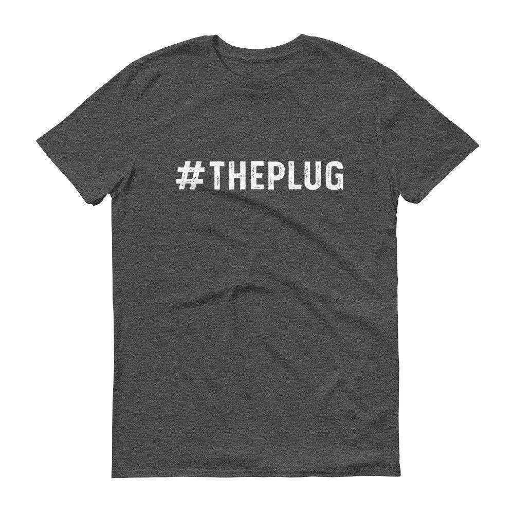 #theplug Short sleeve t-shirt