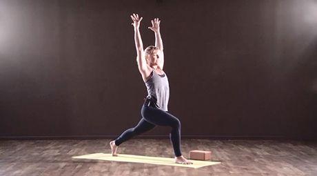 nighty night don't sleep tight  online hatha yoga class
