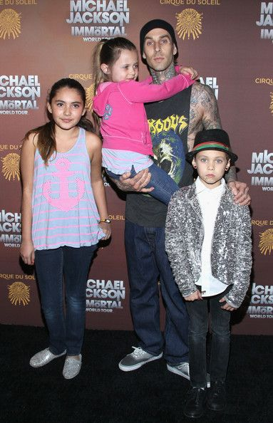 Travis Barker Photos Photos Los Angeles Premiere Of Michael