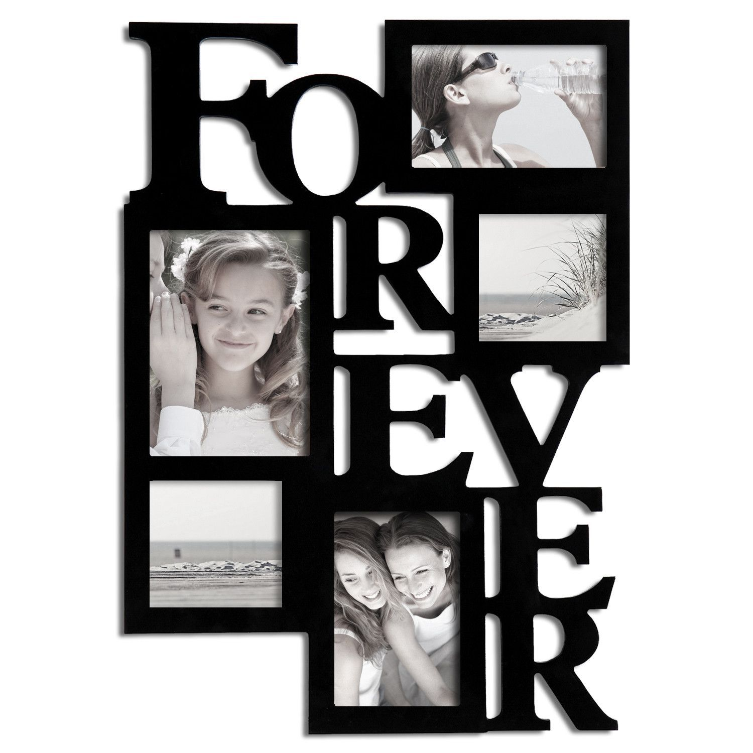 Forever 5 opening collage picture frame pf0001 b potaretratos forever 5 opening collage picture frame jeuxipadfo Images