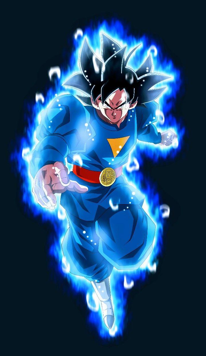 Grand Priest Goku Ultra Instinct Dragon Ball Super Anime Dragon Ball Super Dragon Ball Super Goku Dragon Ball Super Wallpapers