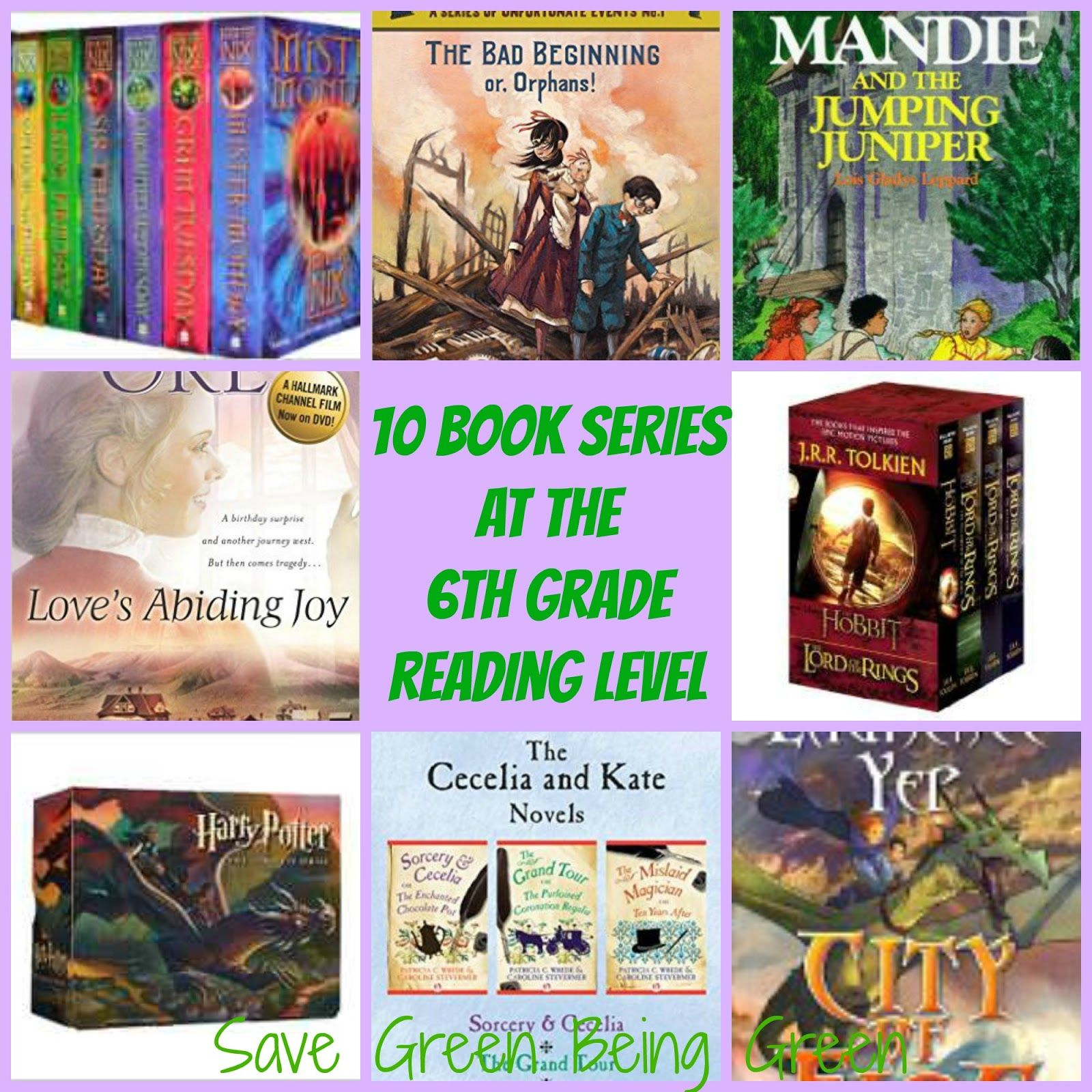 good books for 6th graders to read over the summer