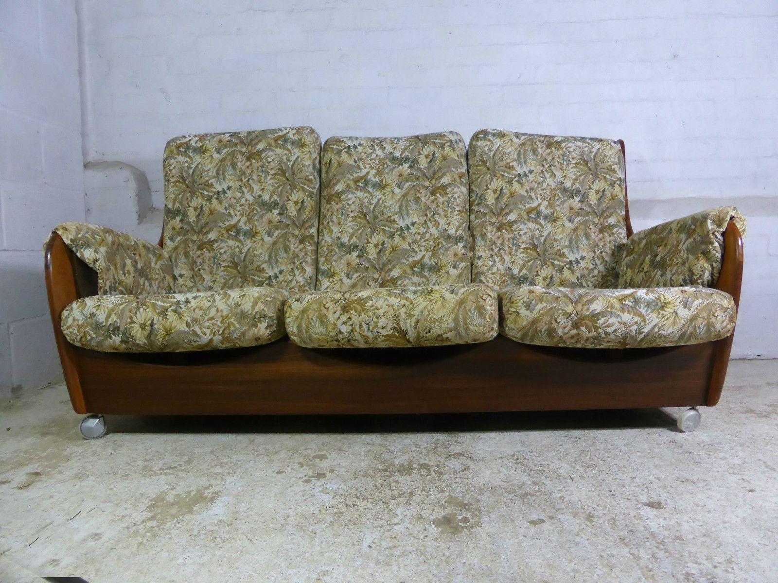 Http Www Ebay Co Uk Itm Eb093 Vintage G Plan Saddle Three Seater Rh Pinterest Com Leather Sofa