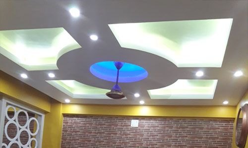 Living Room False Ceiling Design Ideas Kolkata  False Ceiling Prepossessing Plaster Of Paris Ceiling Designs For Living Room 2018
