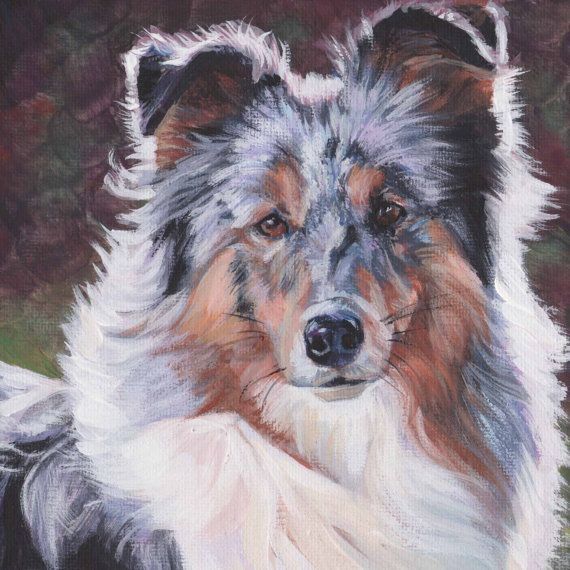 About The Print This Open Edition Image Measures 8x8 Inches And Is Printed On 8 5x11 Canvas Sheet With Archival Inks In 2020 Dog Portraits Art Dog Portraits Dog Art
