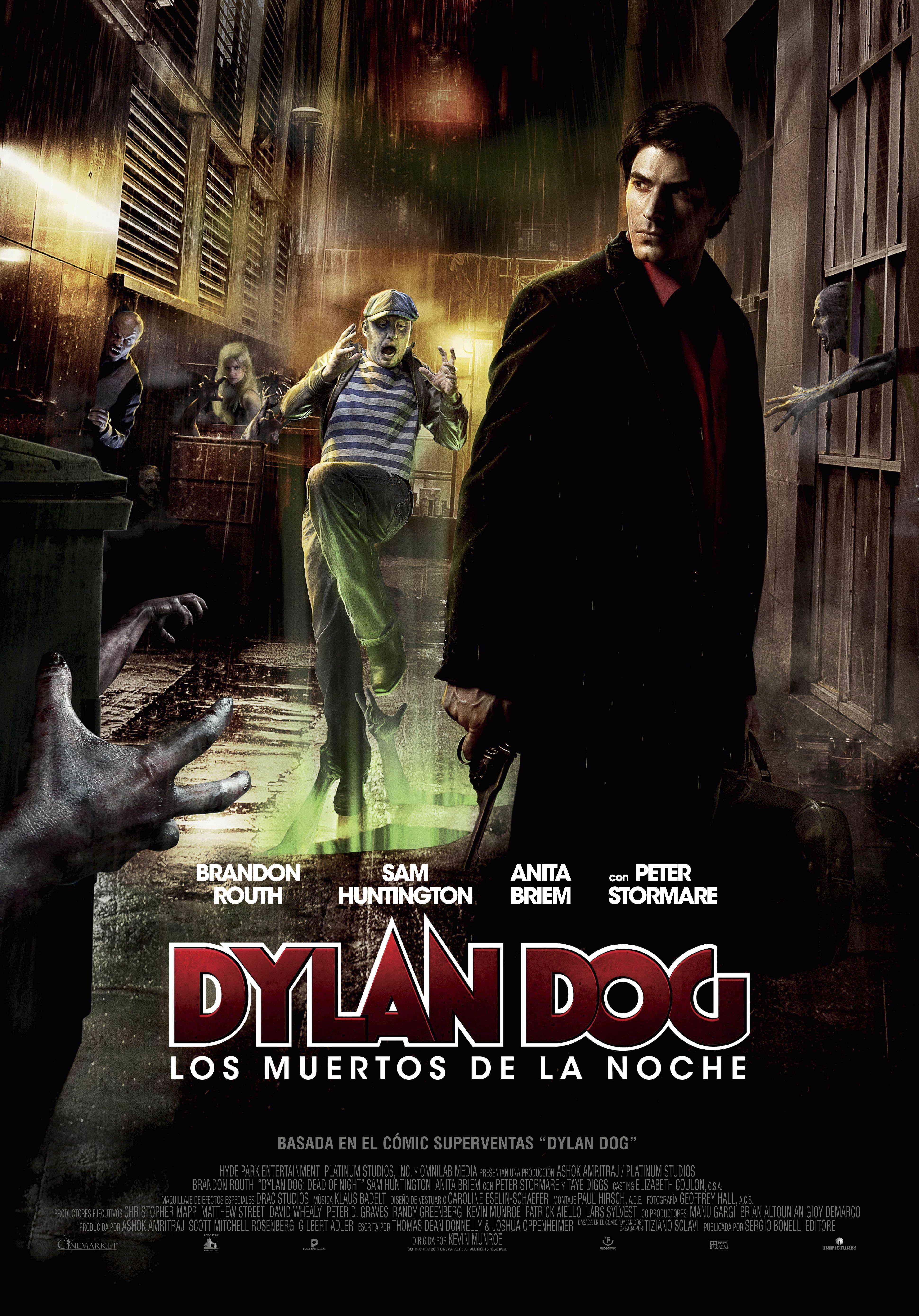 Dylan Dog: los muertos de la noche - Dylan Dog: Dead of night