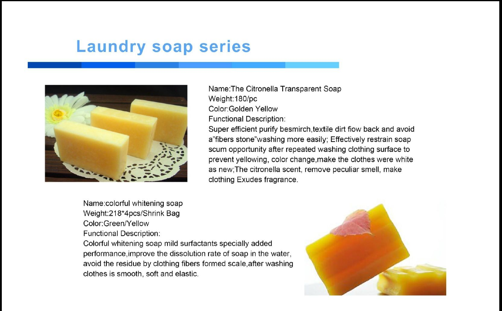 Bath Soaps Laundry Soap Medicated Soaps Disinfectant Soaps