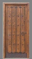En FasTocks encontrarás Cerramientos de exterior PUERTA RÚSTICA MODELO COMARES A3- MIRILLA CUADRADA puerta rustica puerta exterior con los mejores precios al por mayor