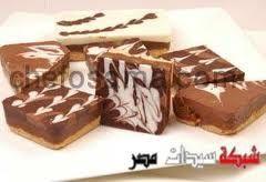 بسكوت بسكوت بالشوكولاتة والكراميل Chocolate Desserts Food