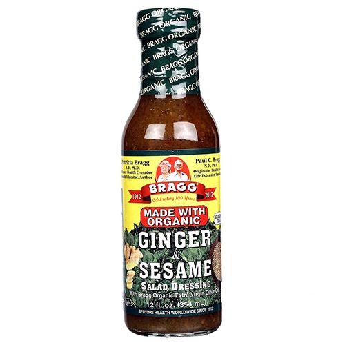 Bragg Ginger & Sesame Salad Dressing