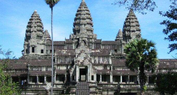 TURISMO | CAMBOJA - Siem Reap terra dos famosos Templos de Angkor :: Jacytan Melo Passagens