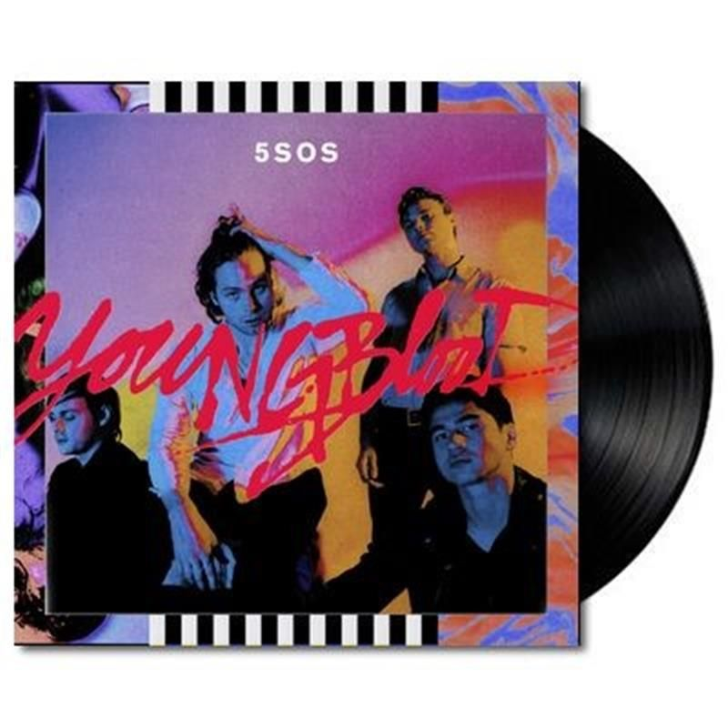 Youngblood Vinyl Second Of Summer 5sos