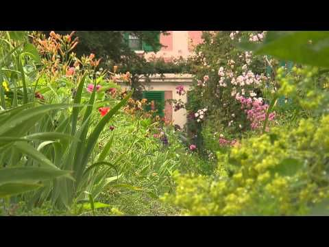 Gilbert Vahe Fondation Claude Monet Normandie Le Jardin De