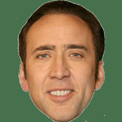 Nicolas Cage Transparent Png Images Stickpng Nicolas Cage Image Nicolas
