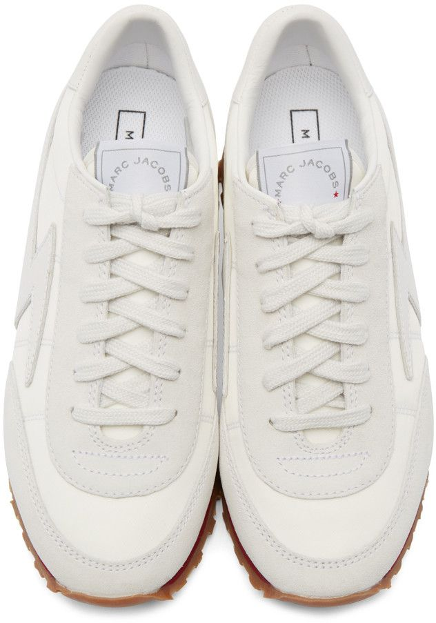 lightning bolt sneakers - White Marc Jacobs 2F5BqlH2U5