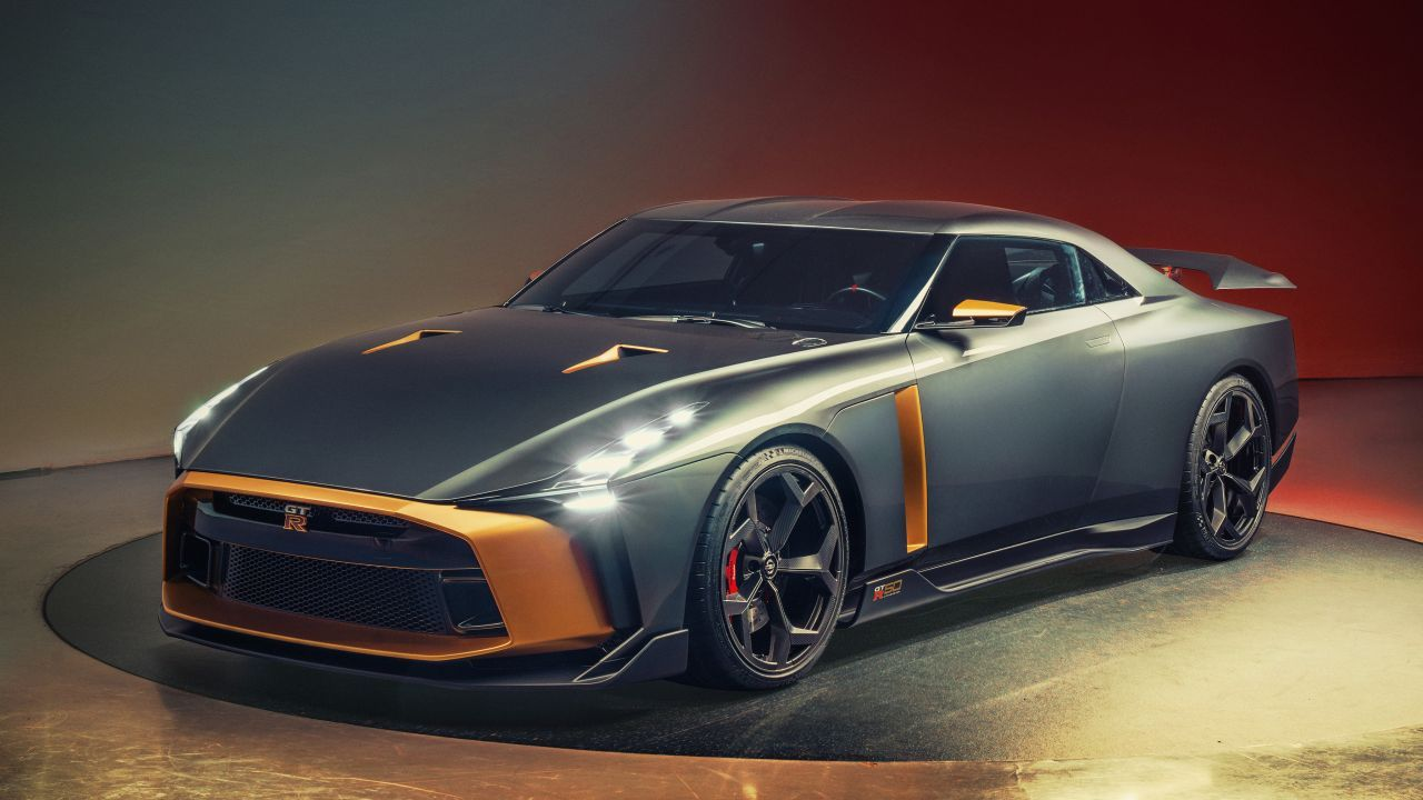 Will Deliver World Class Performance 2019 Nissan Gt R50 Nissan Gt Japanese Cars Futuristic Cars