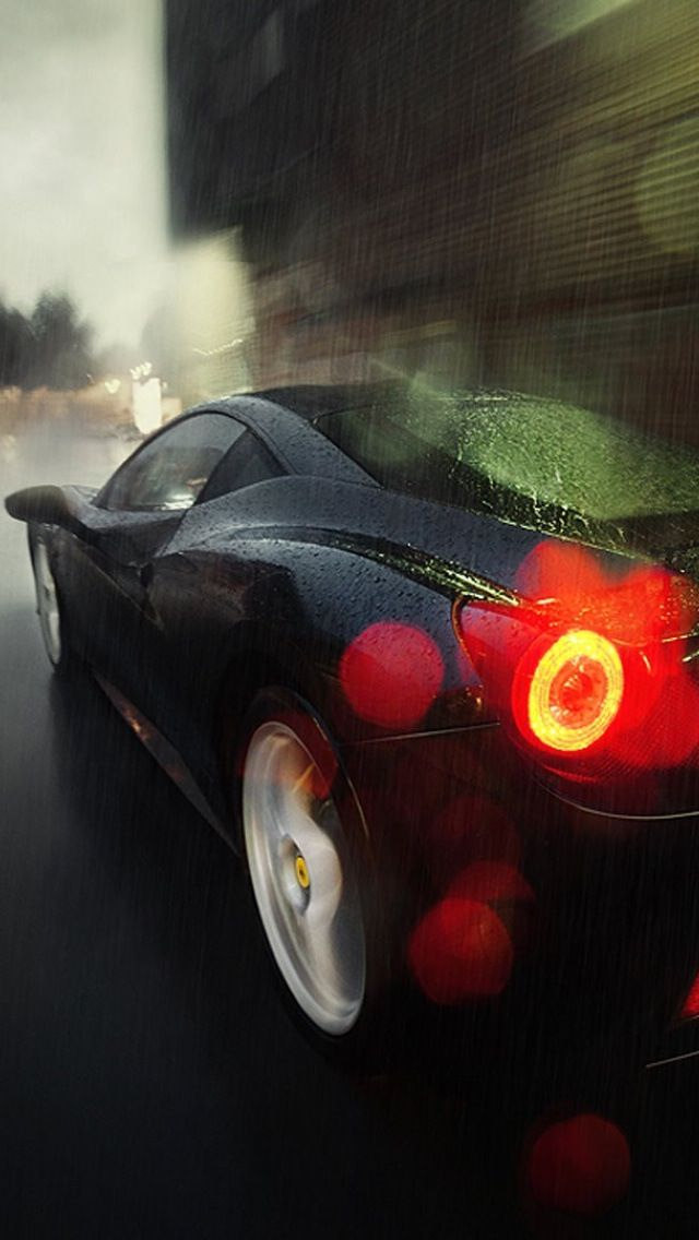 Wallpaper Iphone Car