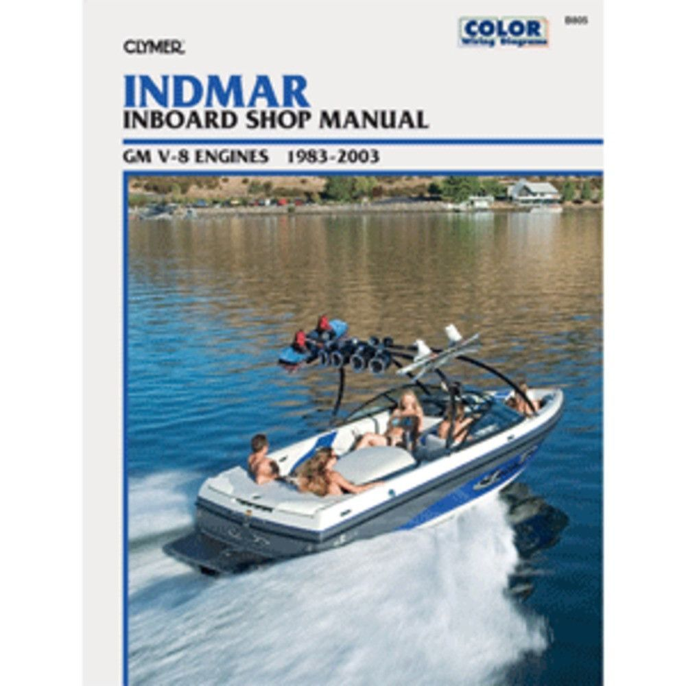 Clymer Indmar GM Inboards - Boat Parts for Less