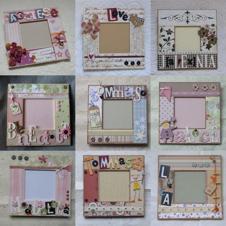 Cornici scrappose | tarjetas 3d | Pinterest | Marcos, Espejo y Cuadro