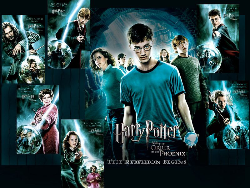 Ootp All Posters Harry Potter 6 Harry Potter Wallpaper Harry Potter Order