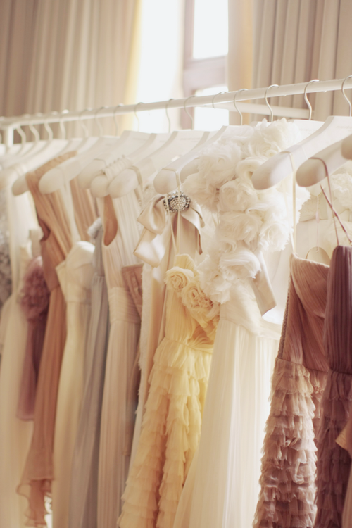 soft, muted colors