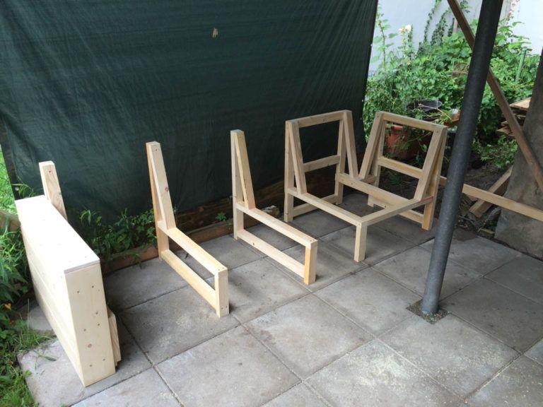 Chill Lounge Selber Bauen Mit Diy Couch 0 Und Einhell Bauprojekt Montage Beplankung1 Chill Lounge Sofa Selber Bauen Gartenlounge Selber Bauen