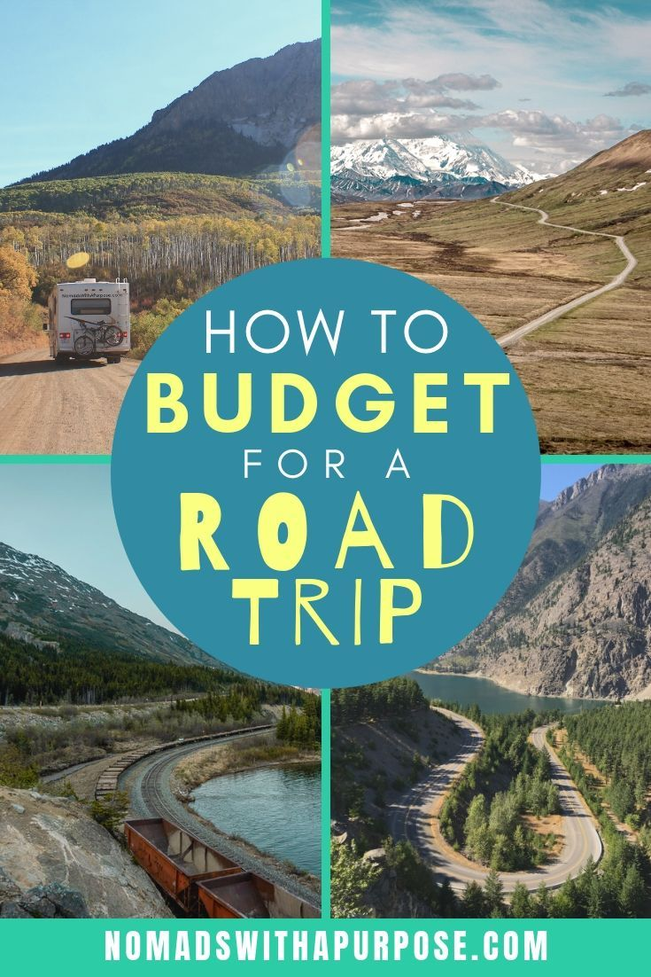 When you road trip, you typically think of accommodation, eating out, and doing excursions or activities, all of which add up substantially. Here are some tips on how you can road trip on a budget or how to plan out your budget ahead of time #RoadTrip #Budget #BudgetTraveler