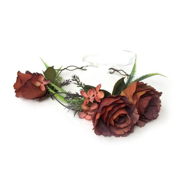 1340da5f94c Rustic Wedding Hair Piece