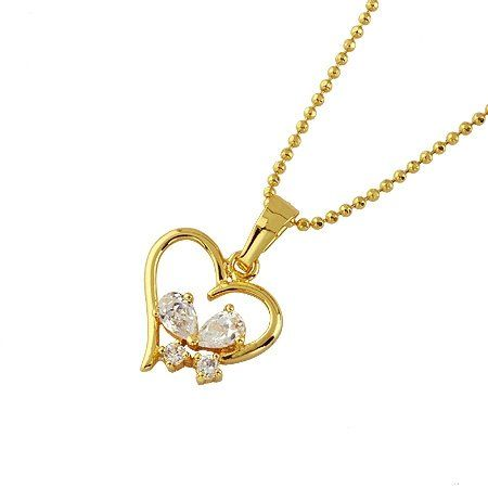 Fashionnecklaceheart pendantnecklace magiclamp jewelry fashionnecklaceheart pendantnecklace aloadofball Gallery