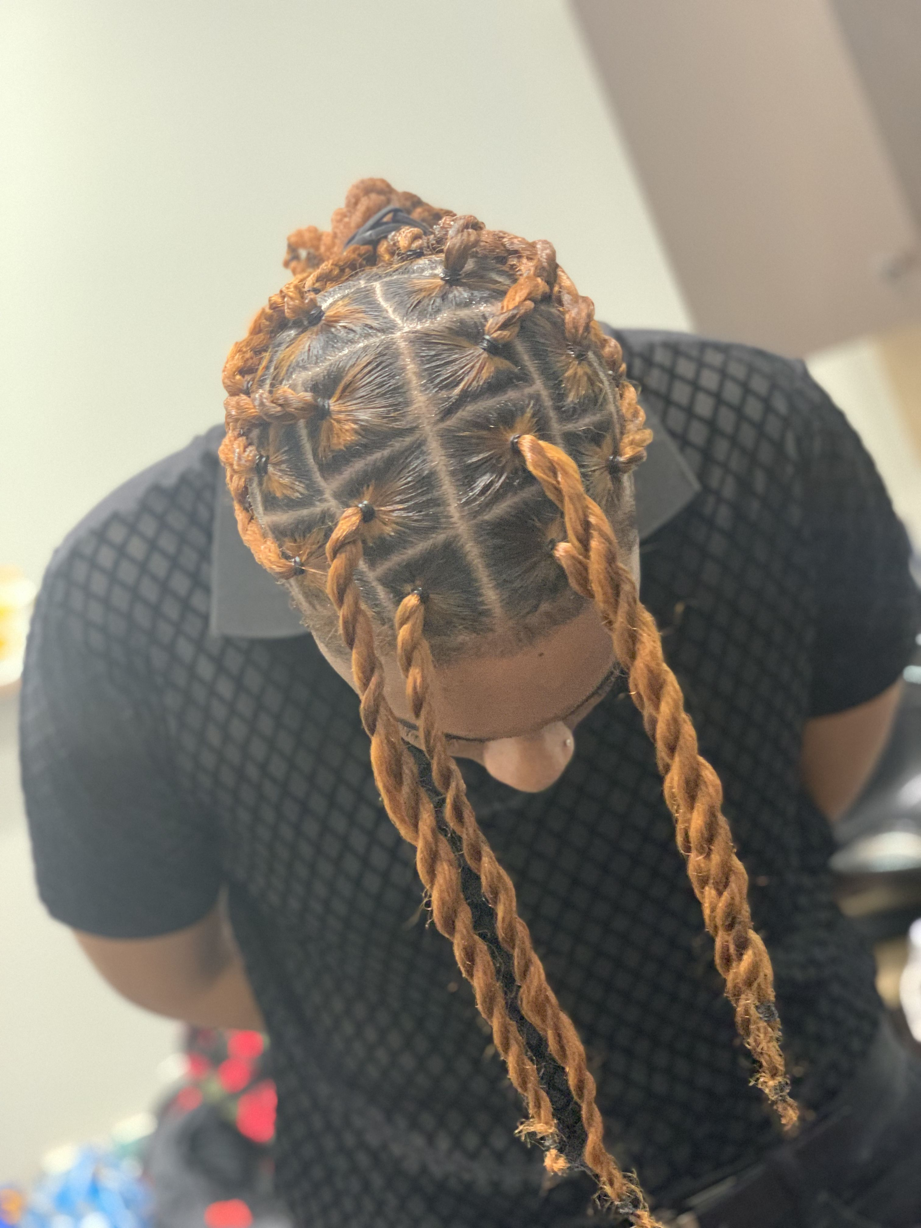 2 Strand Twist Color Natural Hair Styles Easy Dreadlock Hairstyles For Men Natural Hair Styles