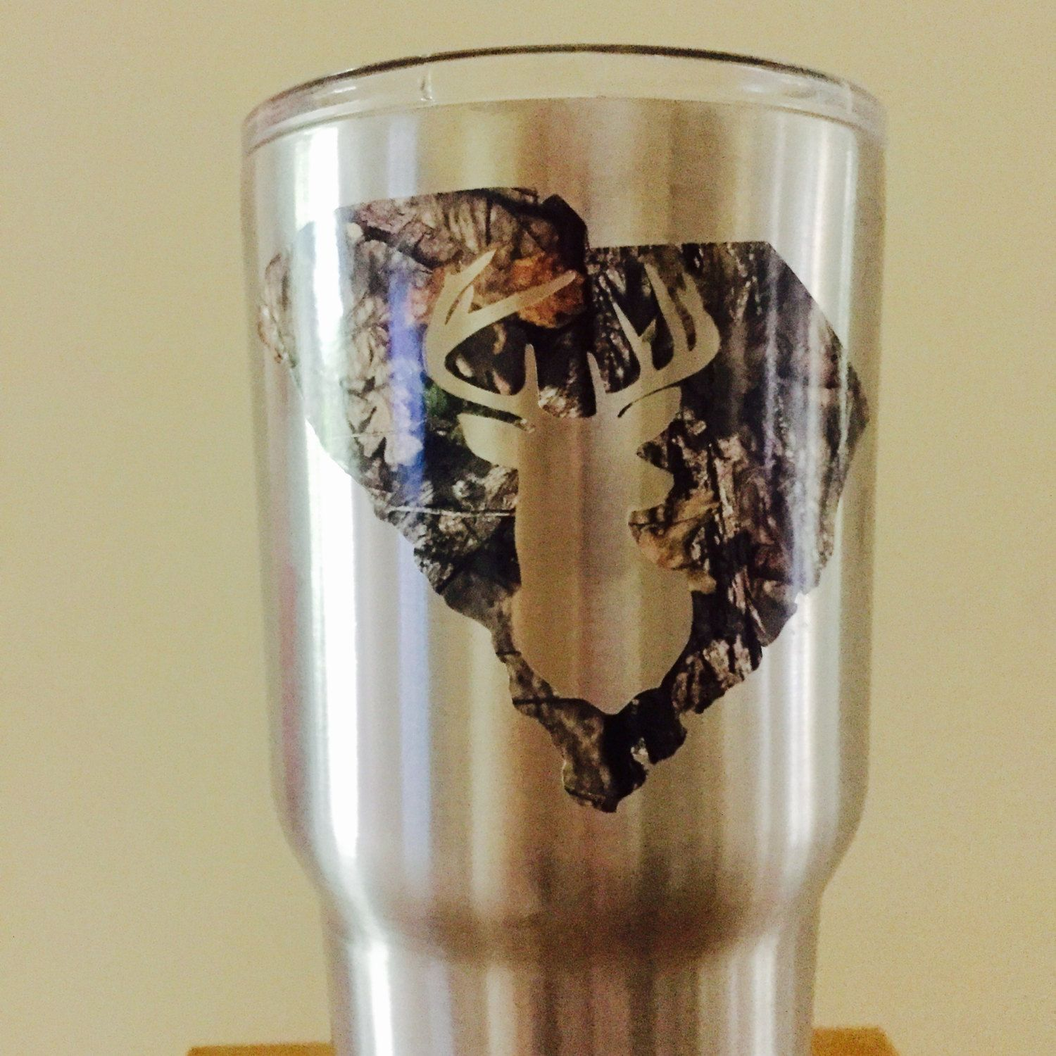 Deer hunting tumbler by 5throwsouth on etsy tumbler