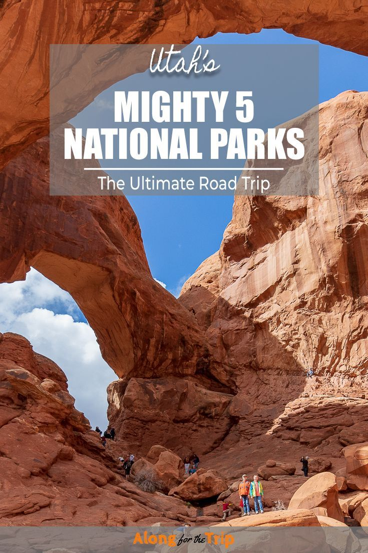 THE ULTIMATE ROAD TRIP GUIDE TO UTAHS NATIONAL PARKS