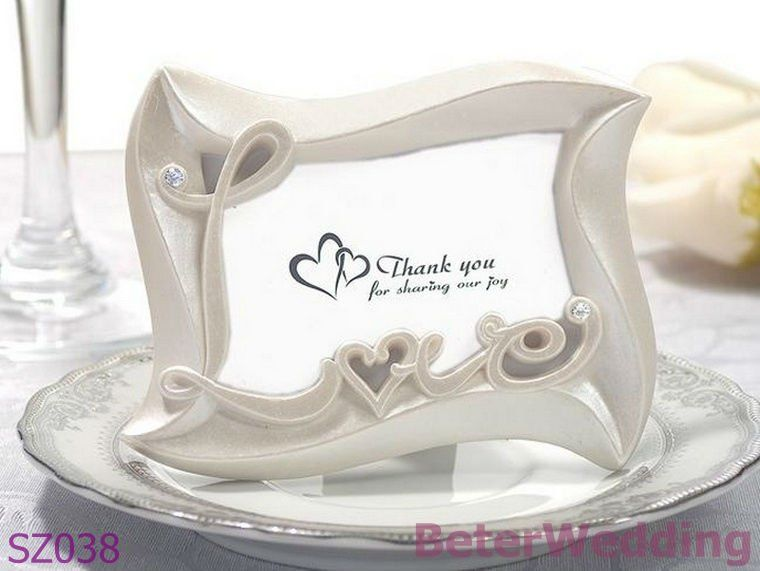 picture frame wedding favors | wholesale Love Photo Frame SZ038 ...