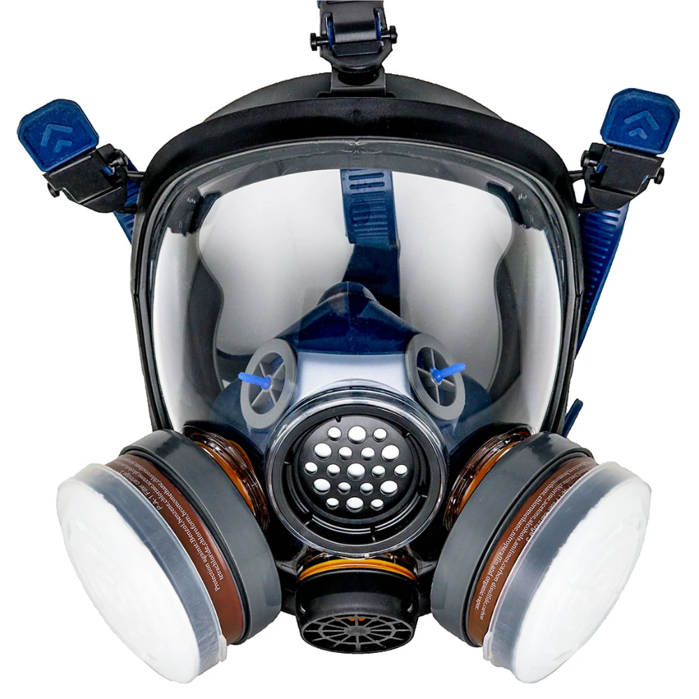 PRESELL PD100 Full Face Respirator/ N95 Equivalent