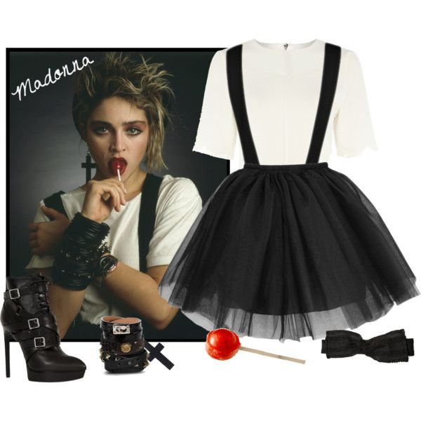 Madonna 80 S Icon 80s Party Outfits 80s Fashion Party 80s Fancy Dress