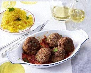 Das Rezept für Andalusische Mini-Frikadellen (Albondigas) und weitere kostenlose Rezepte auf LECKER.de