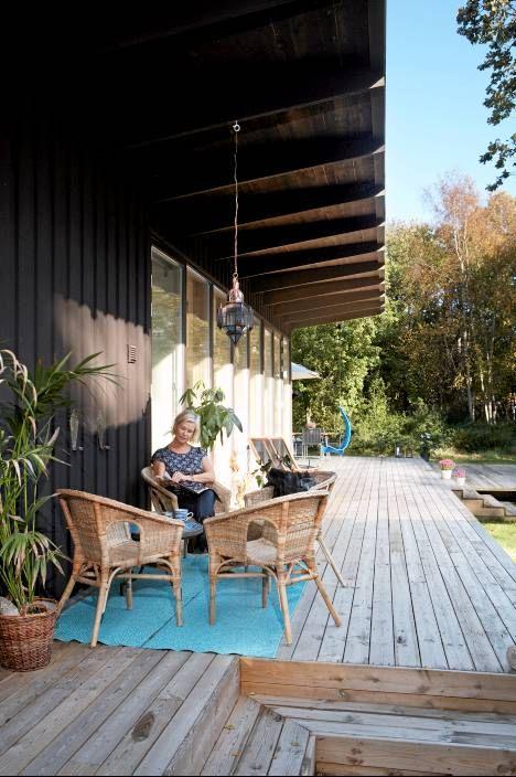 Lille Lykke | Jardin exterieur, Loft et Design
