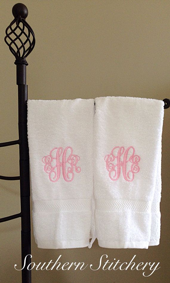 Bathroom Decorative Towels
