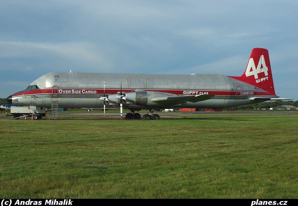 RPC8023 HeavyLift Cargo Airlines Australia Cargo
