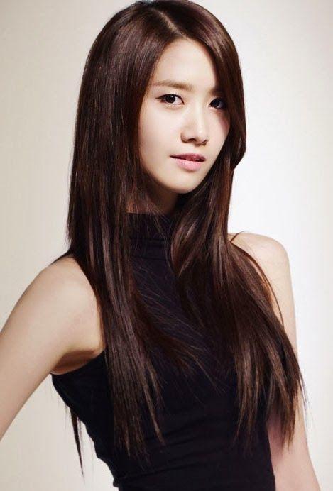 Im Yoon A Korean Beauty Asian Beauty Hair Styles