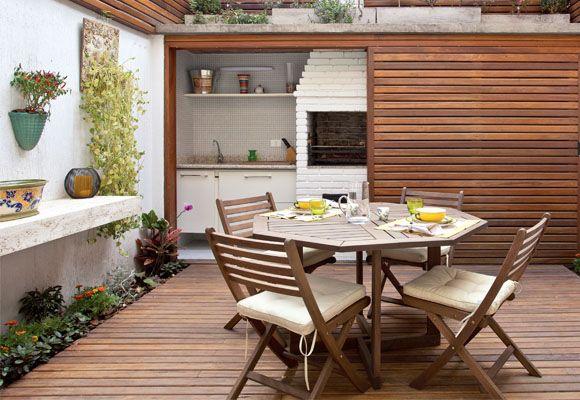 madeira natural laser deck exterior gourmet area gourmet balcony run ...