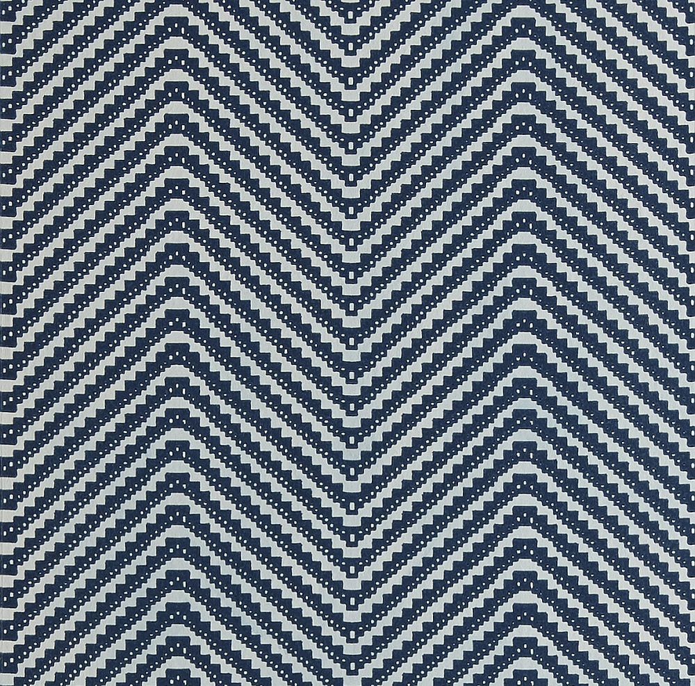 Chevron Blue Black Blue wallpaper by Barneby Gates