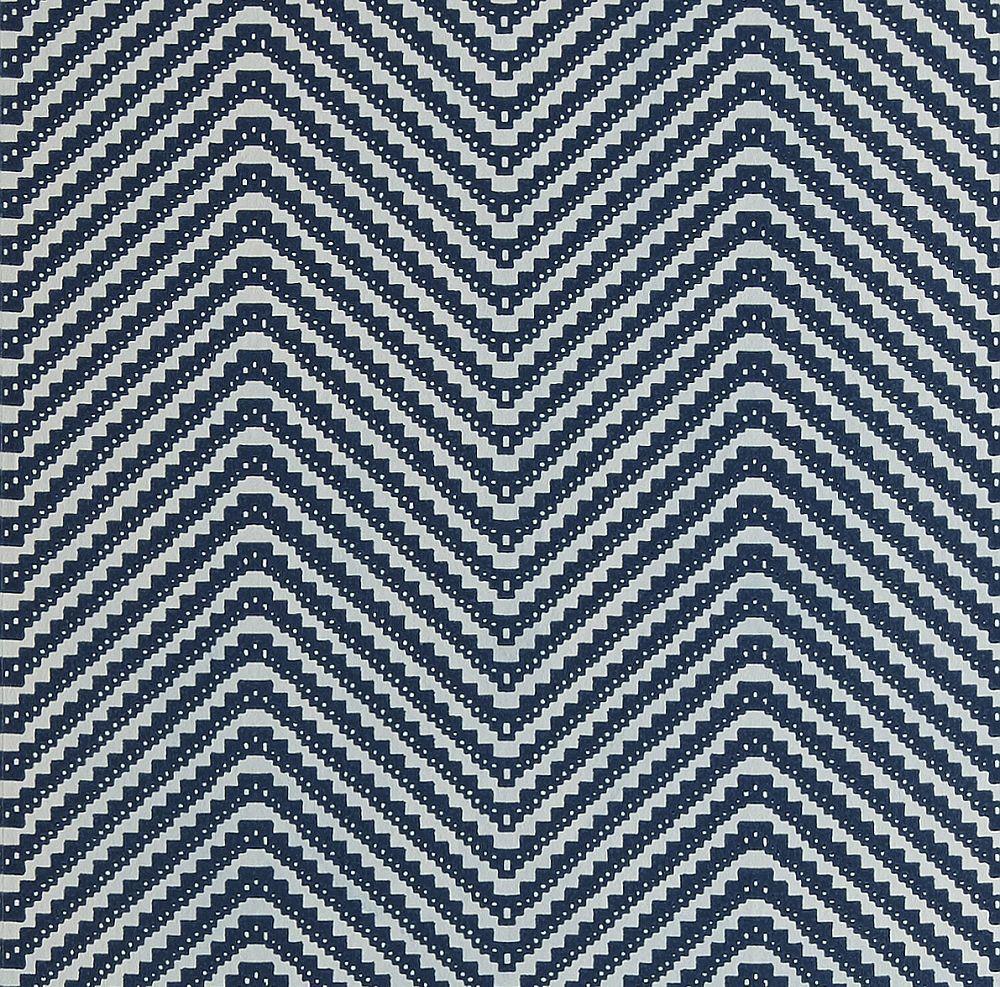 Chevron Blue Black Blue wallpaper by Barneby Gates