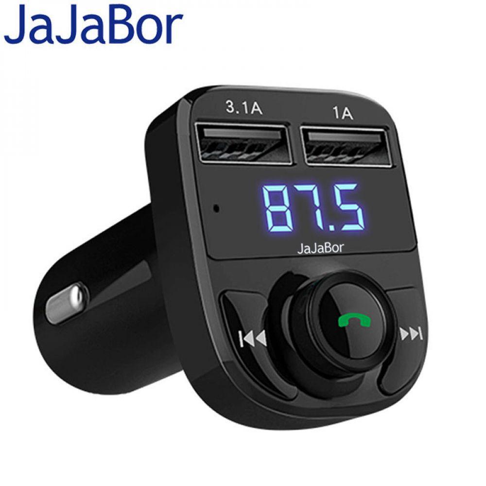 JaJaBor HY82 Bluetooth Car Kit Charger car, Bluetooth