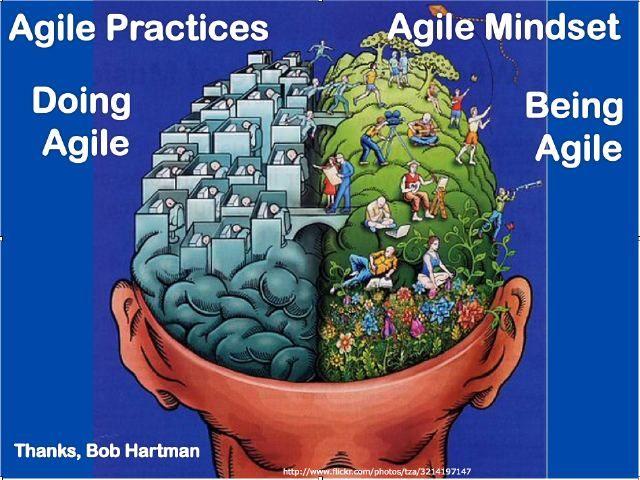 Doing agile vs being agile agile netup pinterest for Agile vs agile