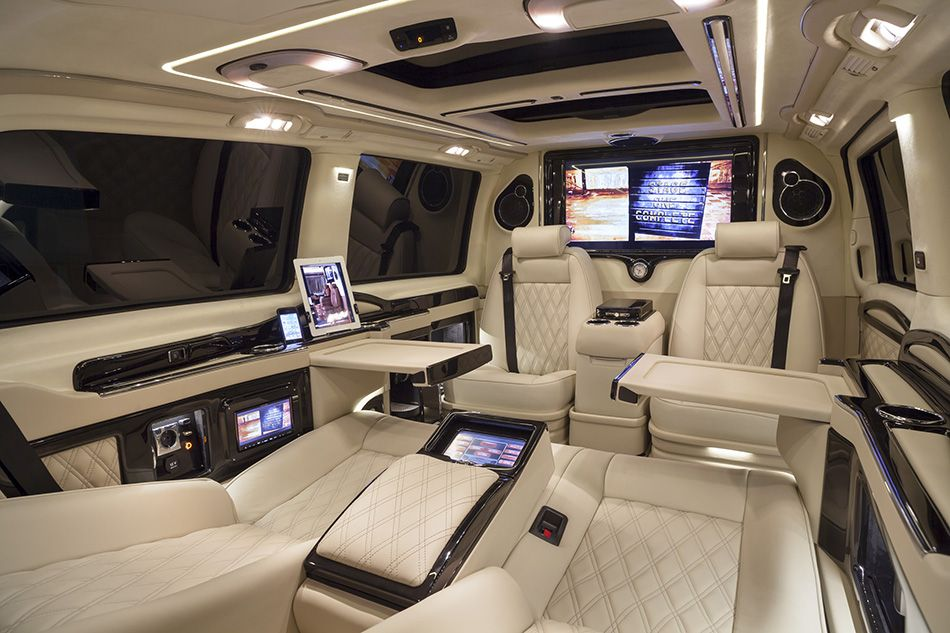 ambientebeleuchtung t5 volkswagen multivan vip business. Black Bedroom Furniture Sets. Home Design Ideas