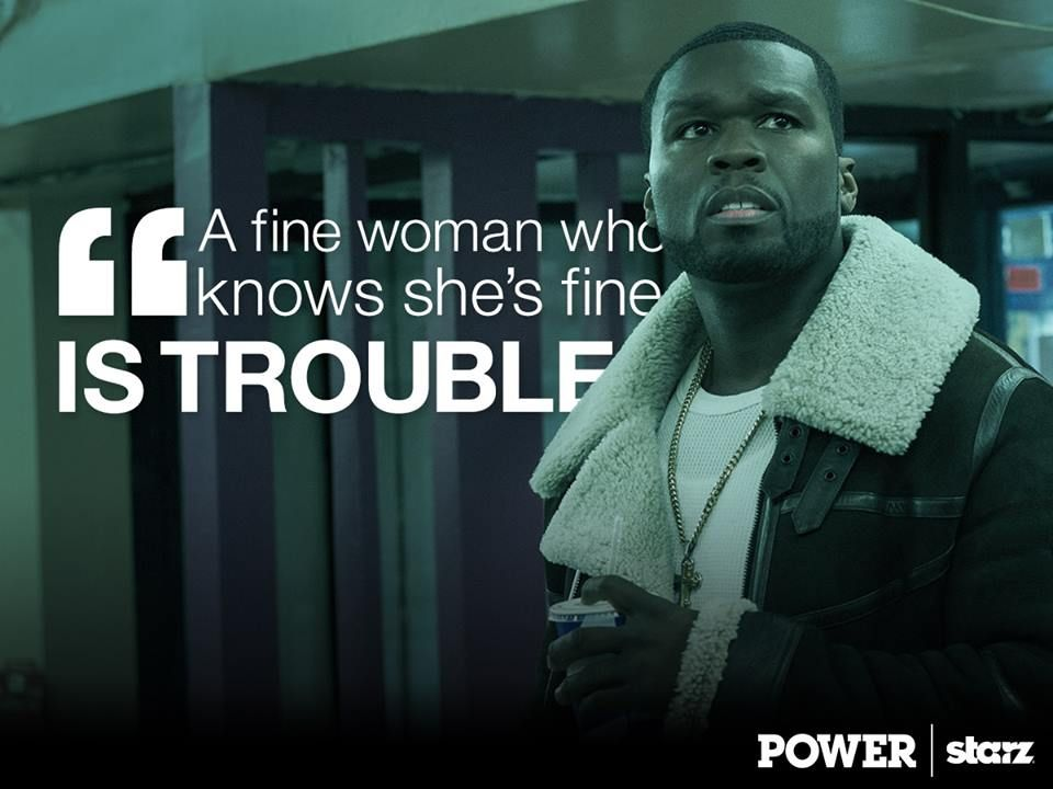 Power Tv Show Quote By 60 Cent InterestingOddCool Pinterest Beauteous Quotes 50 Cent