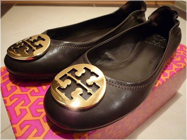 I wish I could buy every pair of Tory Burch SHOES! These are one pairof my favorite Tory Burch shoes.$93