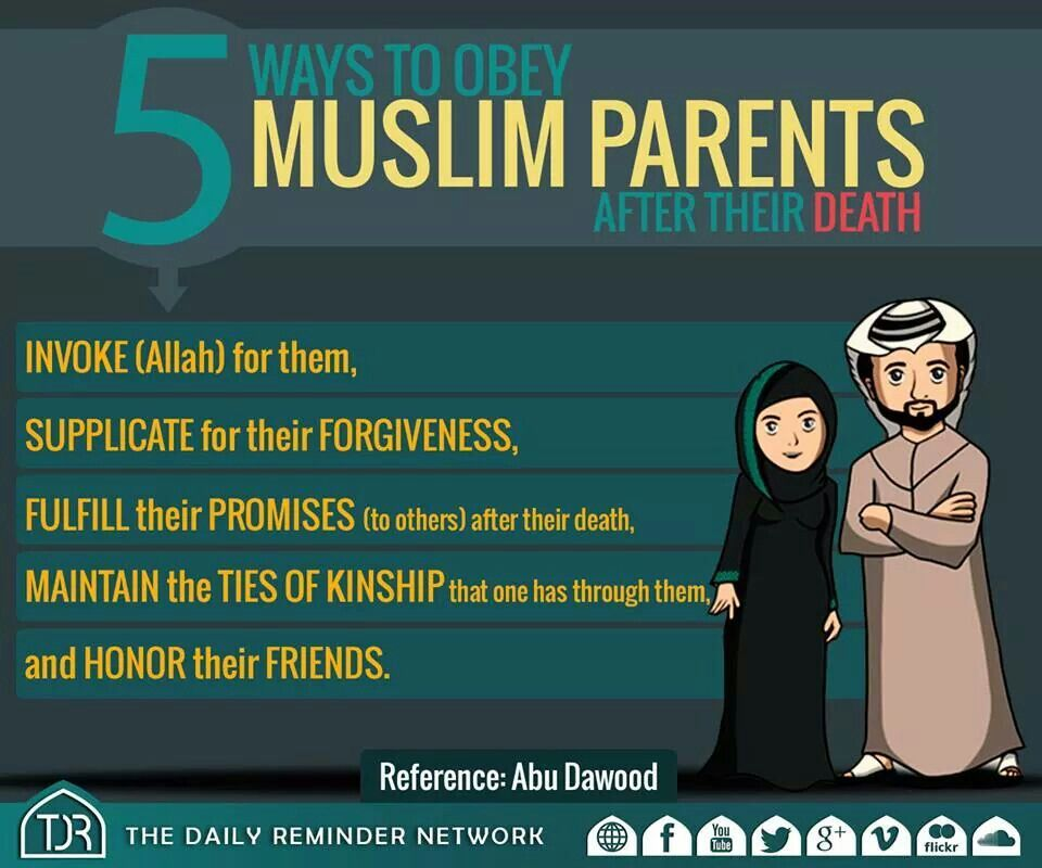 Islamic Quotes For Death Of A Loved One: 5 Ways To Obey Parents In Islam After Their Death